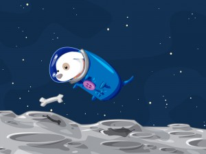 The_First_Dog_on_the_Moon